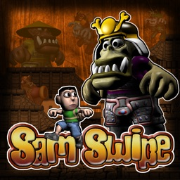 Sam Swipe Samurai World