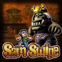 Sam Swipe Samurai World