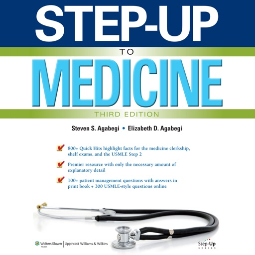 Step-Up to Medicine - Clinical Review and USMLE Test Prep