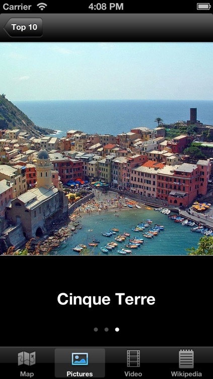 Italy : Top 10 Tourist Destinations - Travel Guide of Best Places to Visit screenshot-2