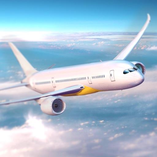 Самолеты Flight Simulator Недвижимость Джет гонки Летающий Simluation 3D