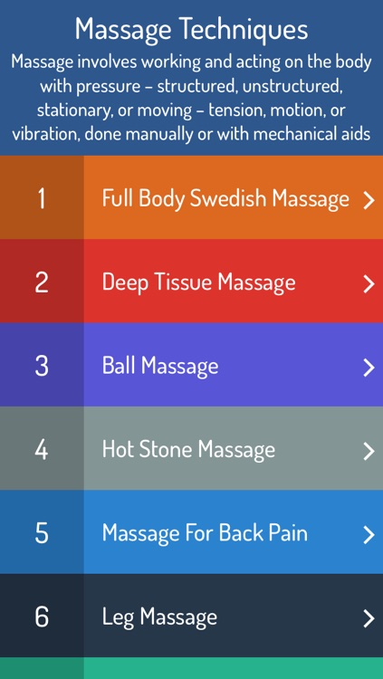 Massage Learning Guide screenshot-0