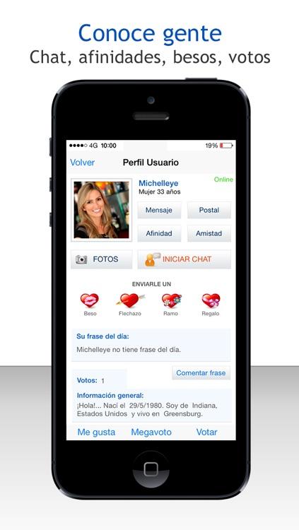 conocer gente por chat