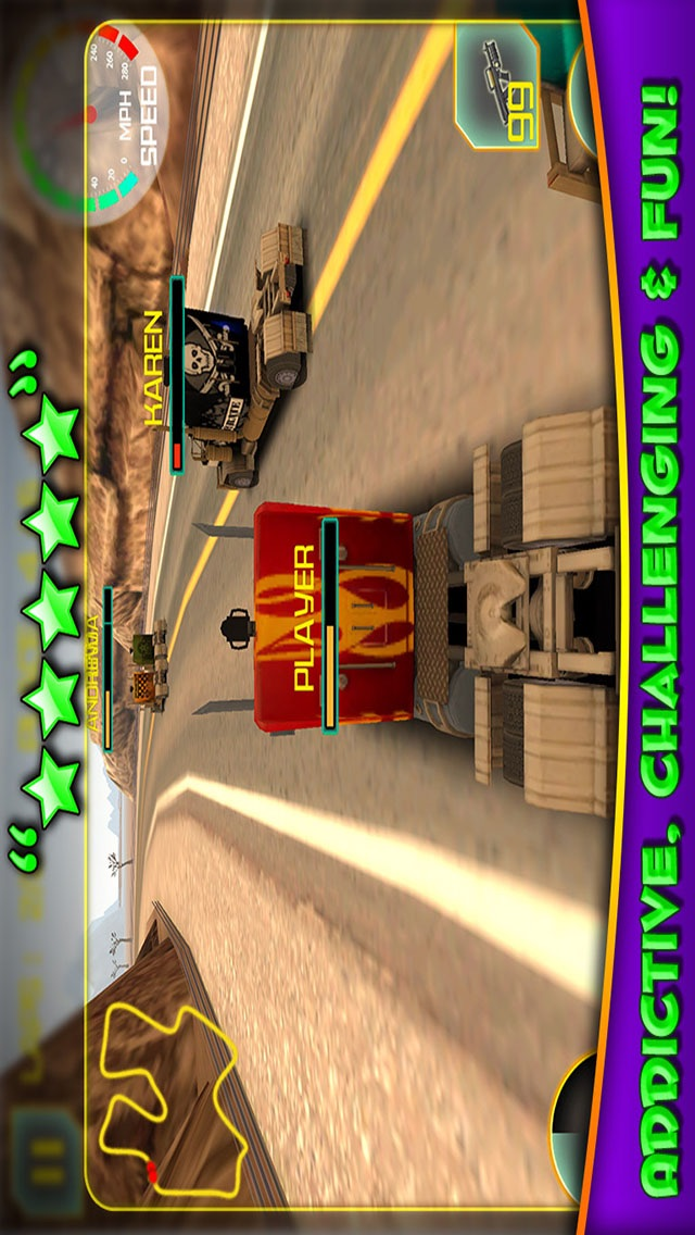 3D Truck Racing – 4X4 Games of fortune Cheat Codes