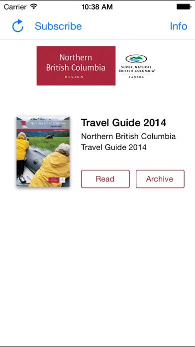 Northern British Columbia screenshot one