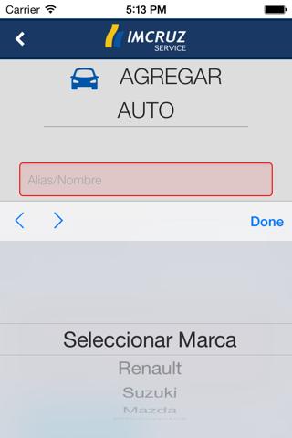 Imcruz - Servicios screenshot 2
