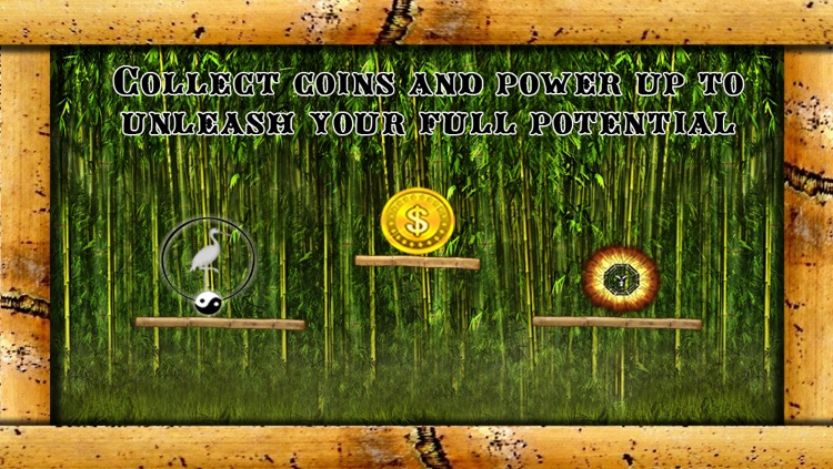 Animals Kung Fu Jump in the Enchanted Forest - Free Edition screenshot-3