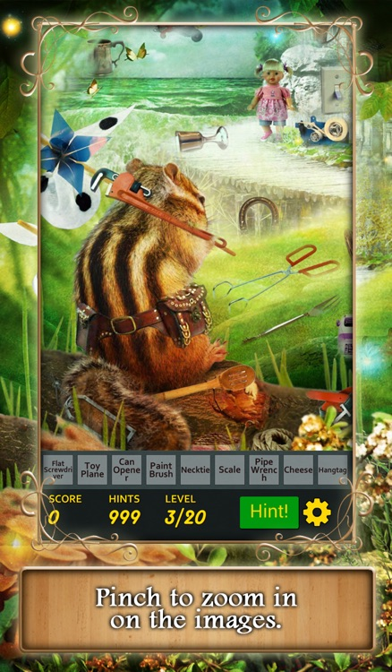 Hidden Object - Furball Adventures!