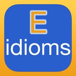 English idioms, idiomatic expression, Idioms phrases