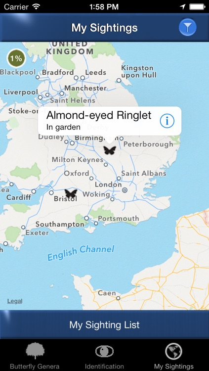 Butterfly Id - The British Identification Guide to Butterflies screenshot-4