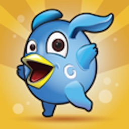 Smarcle Flappy Flyer - Clappy Blue Bird