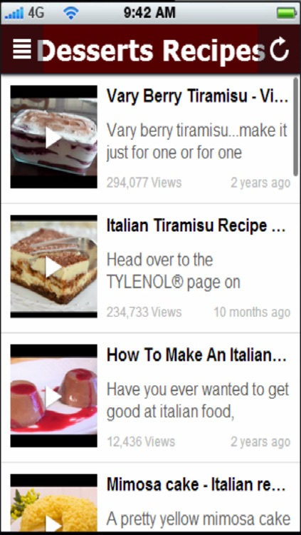 Dessert Recipes: Quick and Easy Desserts Recipes screenshot-4