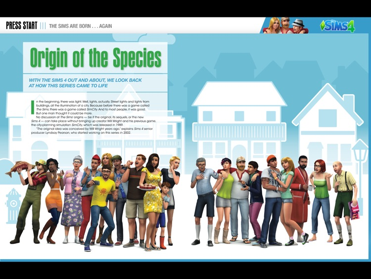 LAUNCH DAY APP: THE SIMS 4 screenshot-3