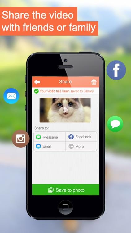 My Pet Can Talk Pro - Make your dog, cat or other pets talking like talking tom, ginger, angela or ben screenshot-4