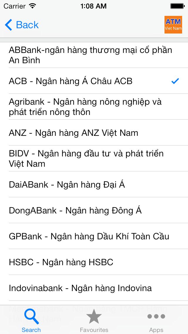 ATM Viet Nam