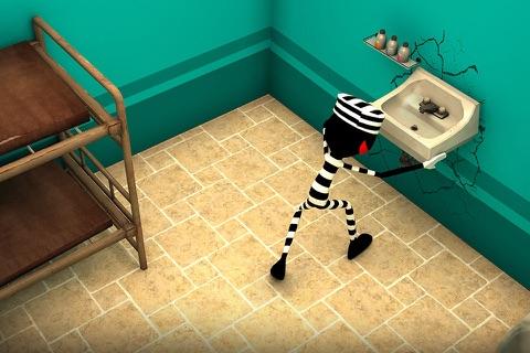 Stickman Escape Story 3D - náhled
