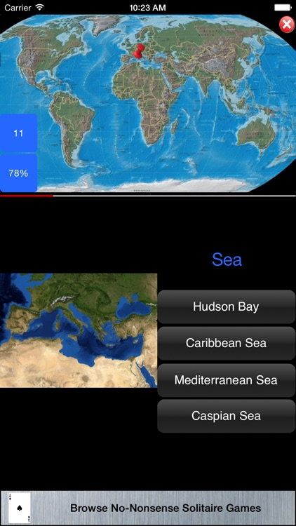 GeoEarth screenshot-2