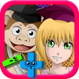 Preschool Math Class IQ - Educational Games for Toddlers, Kindergarten & Preschooler Kids - The fun way to Learn Numbers, Counting, Sorting, Spelling, Organizing & More! - By Geared Kids