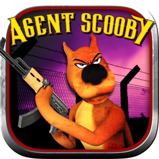 Agent Scooby Dog House Defense icon