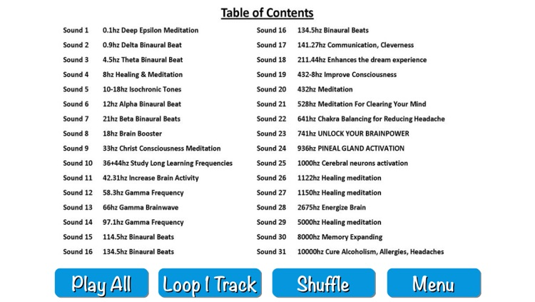 31 Meditation Brainwave Sound by ColaKey LLC