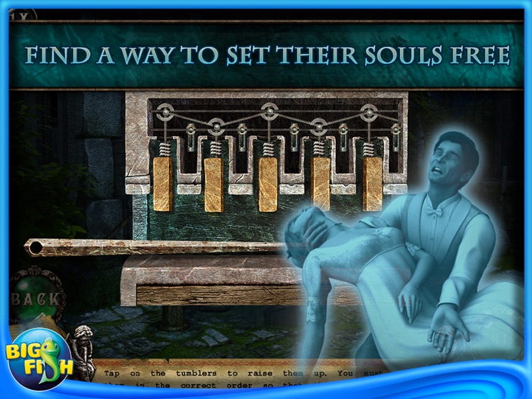 Fear For Sale: Mystery of McInroy Manor HD - A Hidden Object Adventure screenshot-3