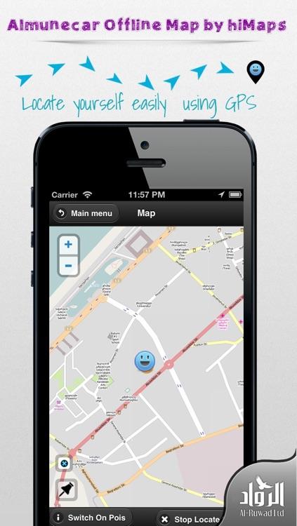 Almunecar Offline Map by hiMaps