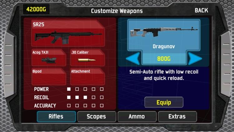 Online Sniper League screenshot-3