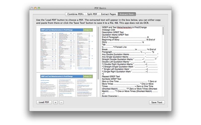 PDF Basics