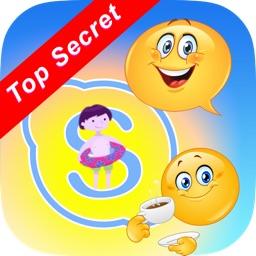 Hidden Emoticons & Top Secret Smileys for Skype