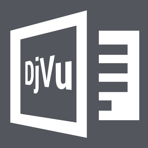 DjVu Book Reader for iPad