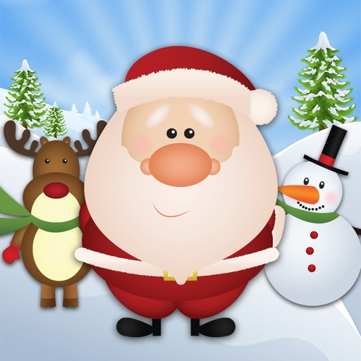 Adventures of Santa & Friends: Jump to the North Pole icon