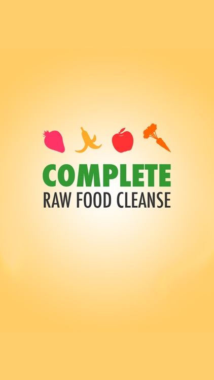 Raw Food Cleanse Complete - Healthy Detox Diet Plans