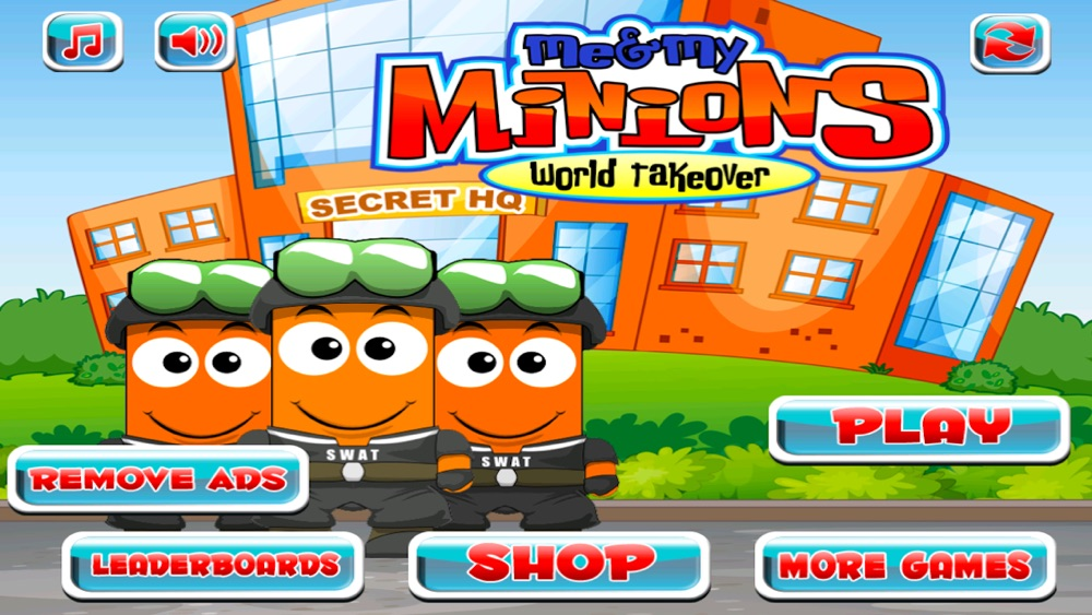 Me and My Minion's World Takeover : RIPD SWAT Police Chase edition Cheat Codes