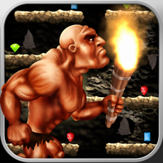 Activities of Caveman Falling Down