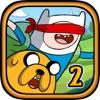 ブラインド・フィン2:アドベンチャー・タイムの無料アクションゲーム/カートゥーン ネットワーク