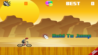 Xtreme Skills BMX Bike Rider Trials: Mad Race Grind screenshot one