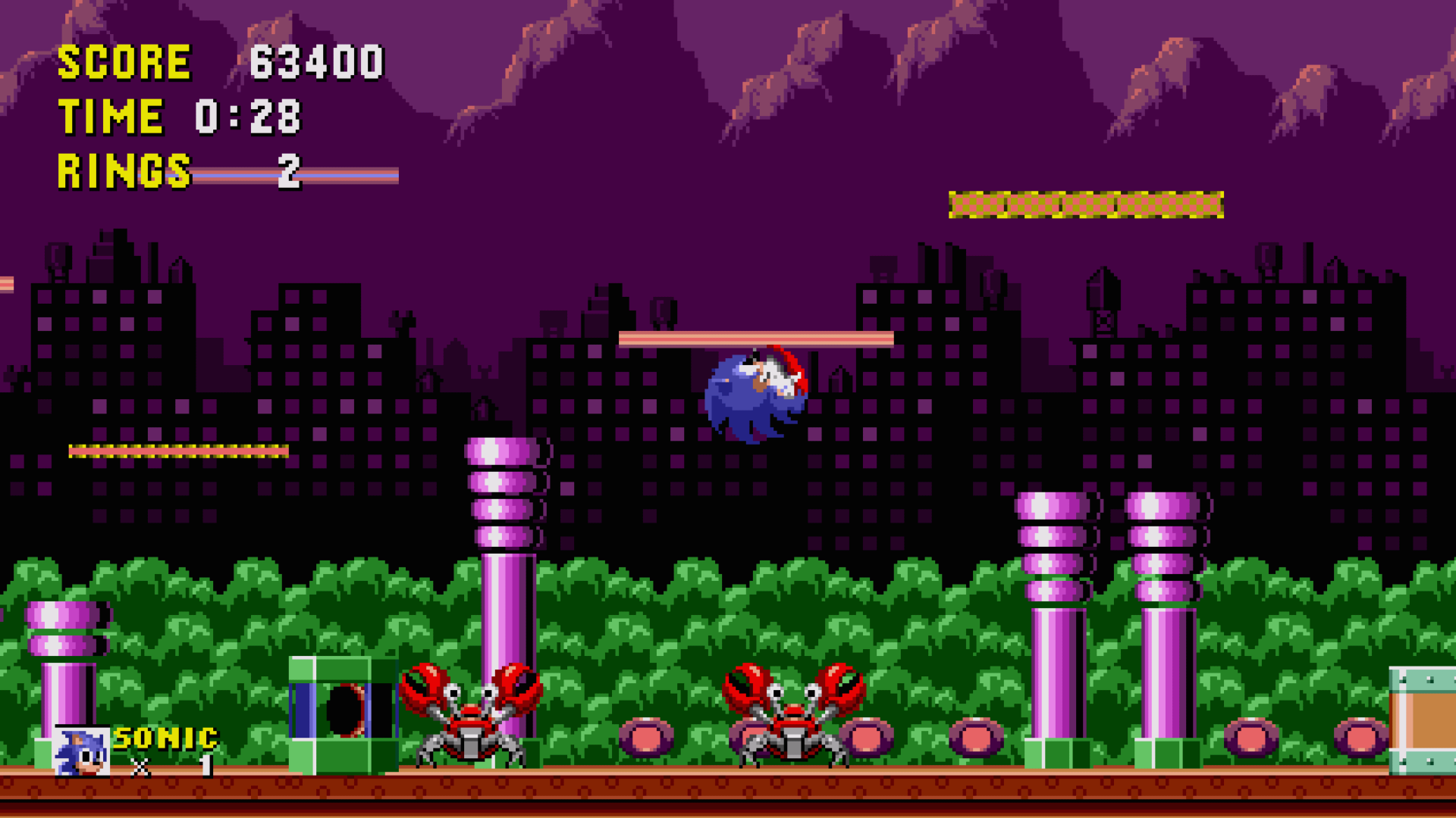 Sonic The Hedgehog Classic screenshot 15