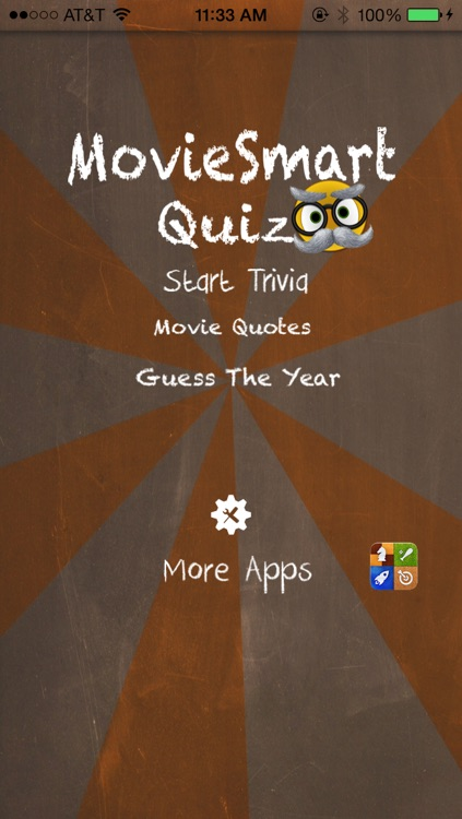MovieSmart Quiz - Free Film Trivia Game