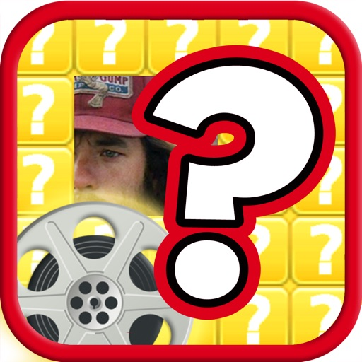 Guess What - A Blockbuster Movie Pic Quiz iOS App