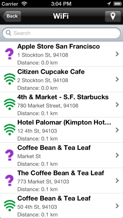 Free WiFi Finder Pro screenshot-1