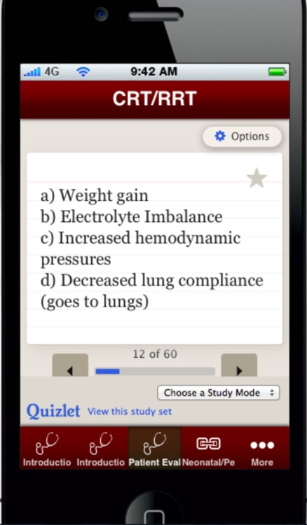 Respiratory therapist CRT/RRT screenshot-3