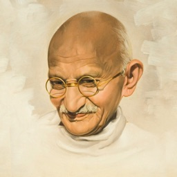 Gandhi - interactive book