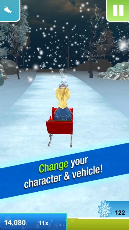 Frozen Dash