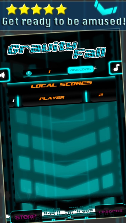 Epic Gravity Fall-A Free Game