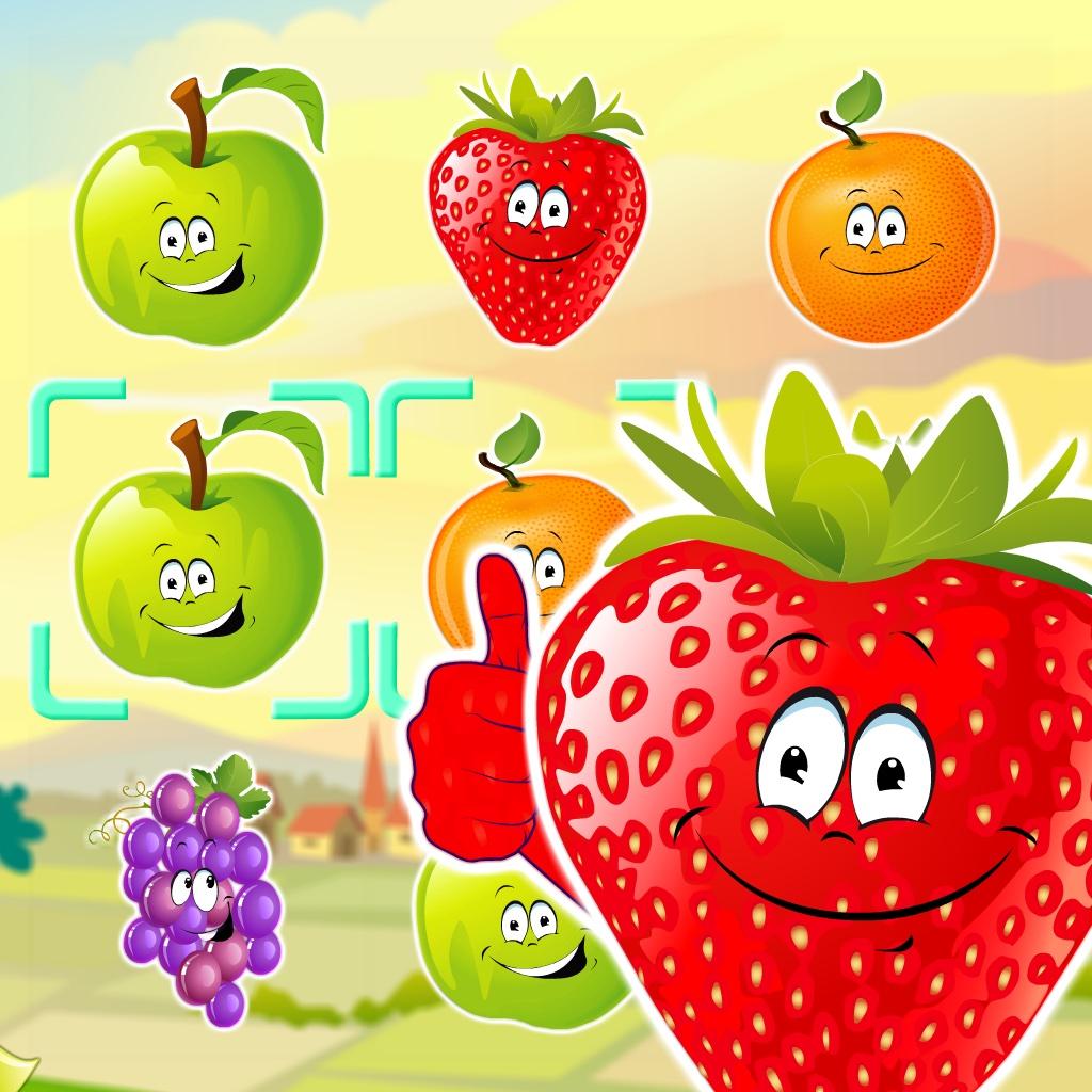 Tasty Fruits - Forest & Garden Fruit Shake Match-3 Splash Mania