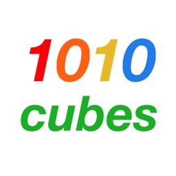 1010 cubes