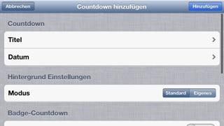 Badge Countdown Pro [Bester Countdown App]Screenshot von 4