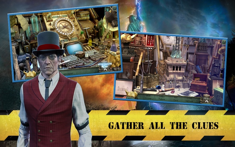 Statue of Liberty the Lost Symbol - A hidden object Adventure (FULL) screenshot 3
