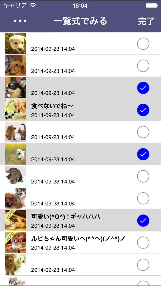 「秘密」セキュリティ―アルバム - 電卓くん screenshot1