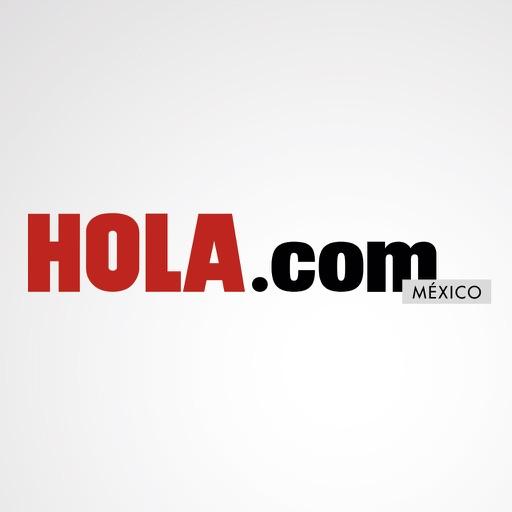 HOLA.com México iOS App